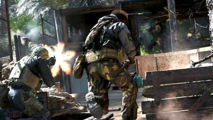 Call of Duty Modern Warfare: Gunfight-Modus auf der PS4 Pro zeigt sich im Gameplay-Video