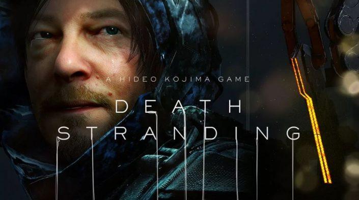 Death Stranding: Cover und Steelbook des PS4-Spiels enthüllt