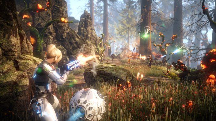Project EVE: Die ersten Gameplay-Szenen aus der PS5-Version