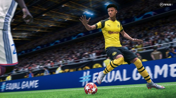 FIFA 20: Frischer Gameplay-Trailer zeigt die Neuerungen