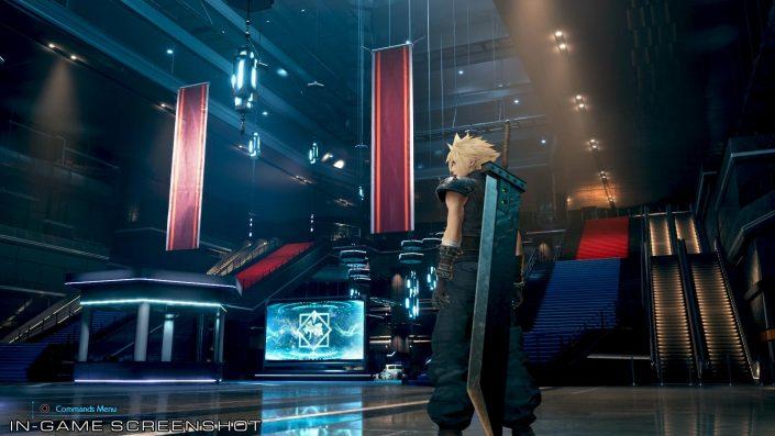 Final Fantasy 7 Remake: Erster Trailer mit deutscher Synchronisation