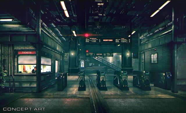 Final Fantasy VII Remake Konzeptbild (1)
