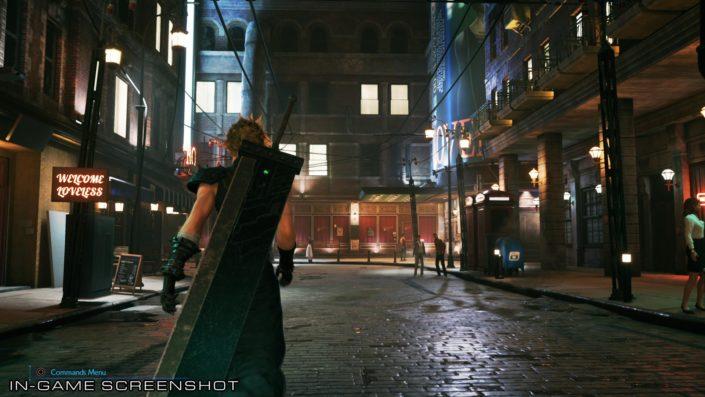 Final Fantasy VII Remake: Neuer TGS-Trailer veröffentlicht