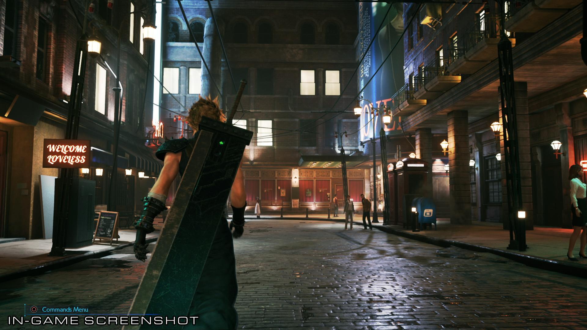 Final Fantasy VII Remake Sector 8 von Midgar (2)