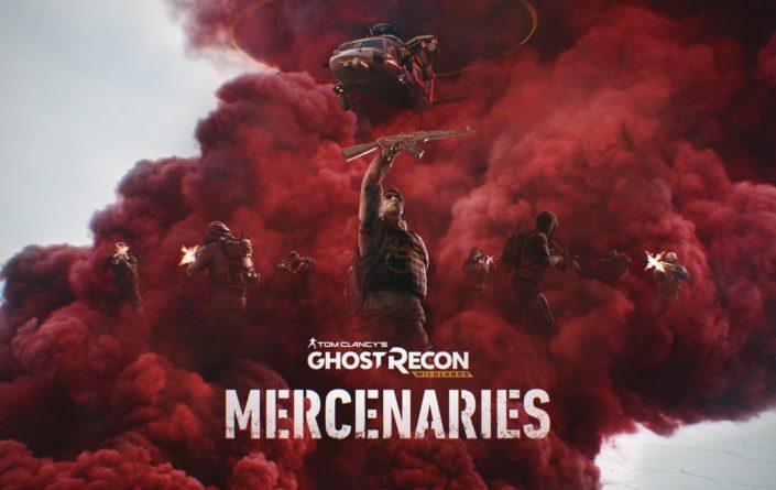 Ghost Recon Wildlands: Details und Trailer zum neuen, kostenlosen Mercenaries-Modus