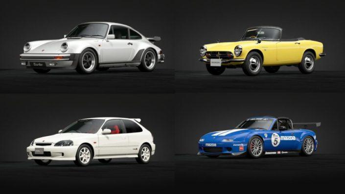 Gran Turismo Sport: Neue Fahrzeuge aus Update 1.41 geleakt