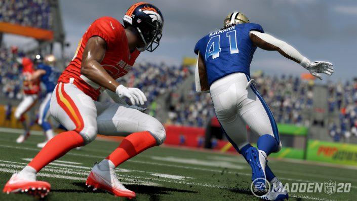 Madden NFL 20: Download-Version hat größten Anteil an den Verkäufen der Launch-Woche