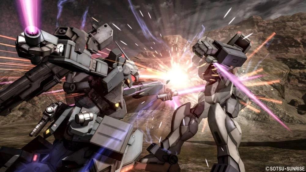 Mobile Suit Gundam Battle Operation 2 (8)
