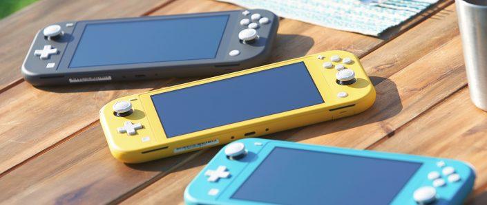 Nintendo Switch Lite: Vorbestellungen möglich und Preis in Deutschland
