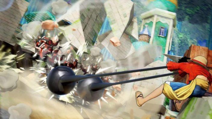One Piece Pirate Warriors 4: Neuer Teil mit erstem Trailer angekündigt