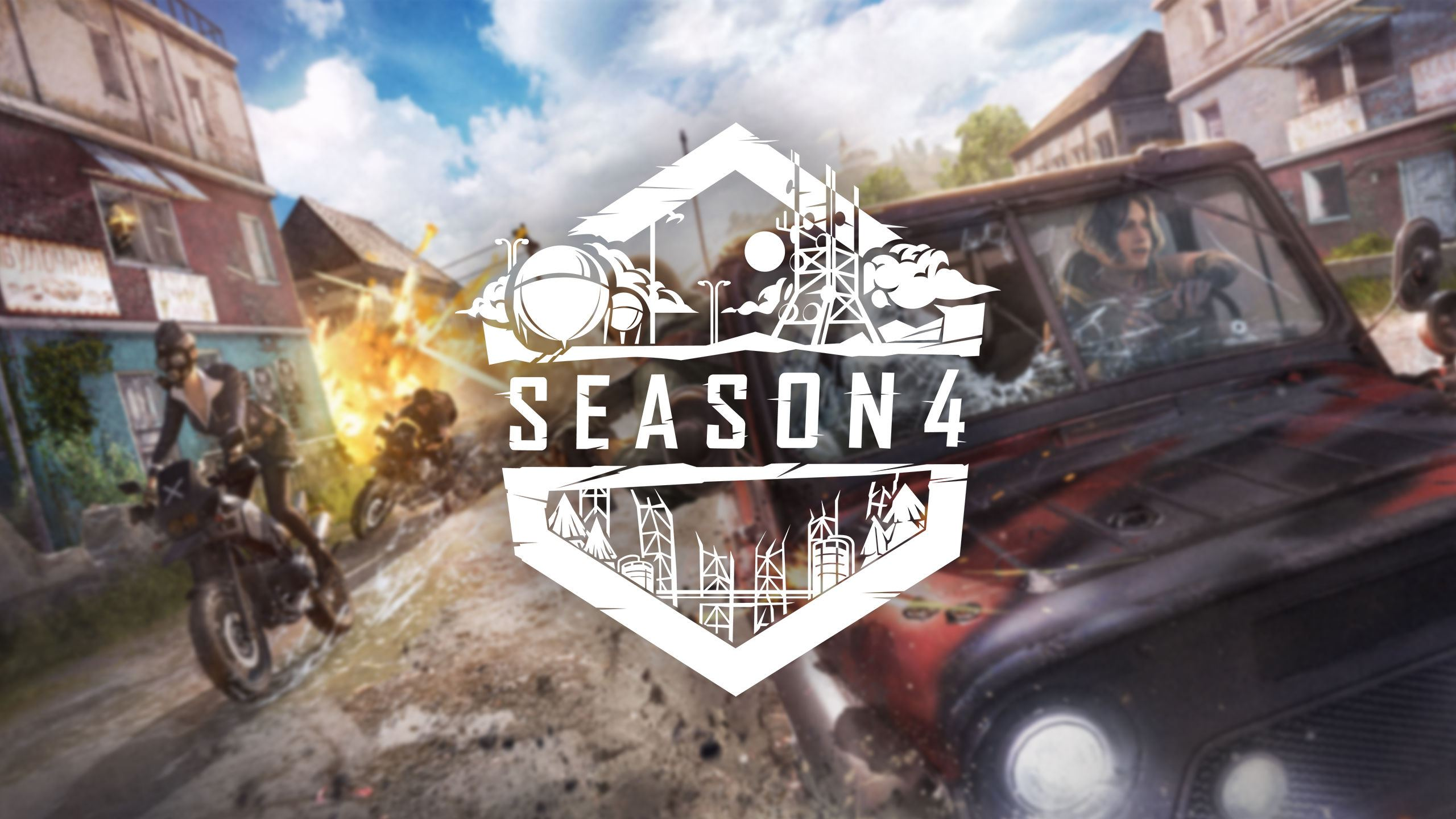 PUBG Season 4