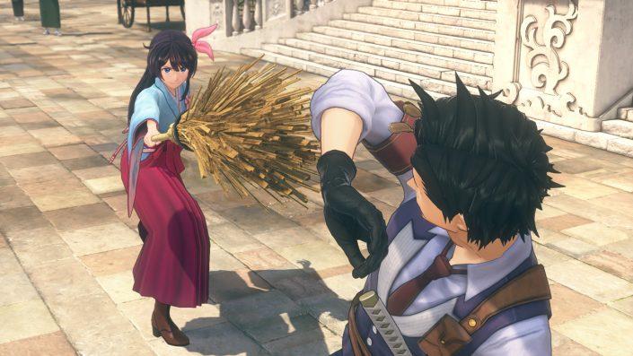 Sakura Wars: Termin der westlichen Version mit Trailer angekündigt