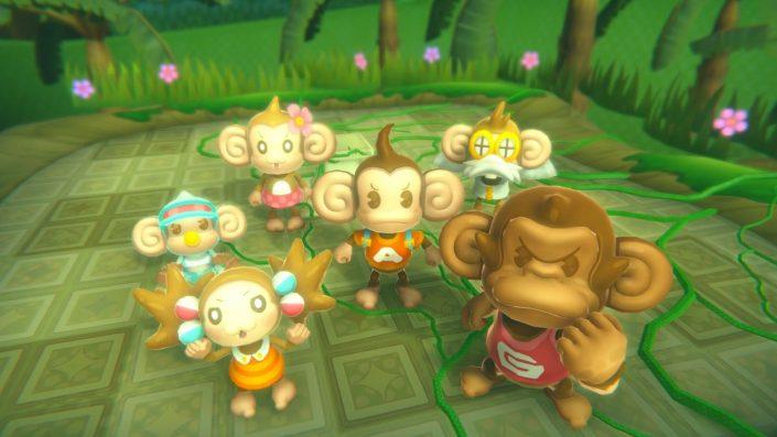 Super Monkey Ball Banana Blitz HD: Neuauflage mit Trailer und Details offiziell für Europa angekündigt