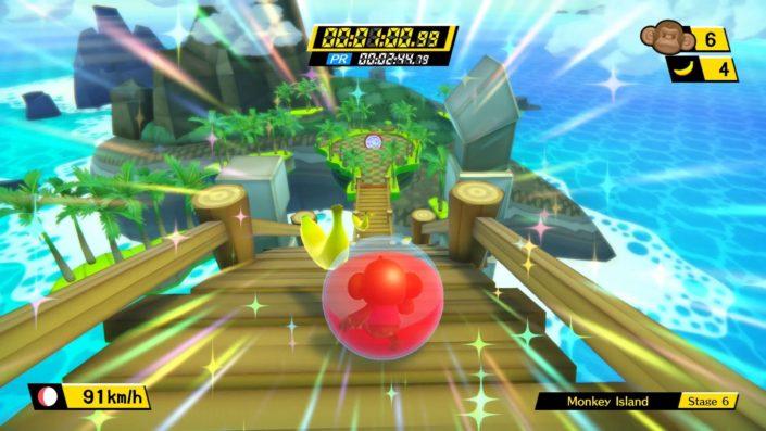 Super Monkey Ball Banana Blitz HD: Sonic im neuen Trailer als spielbarer Charakter bestätigt