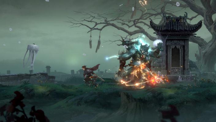 The Oriental Exorcist: Sidescroller-Action-RPG mit Trailer und Screenshots vorgestellt