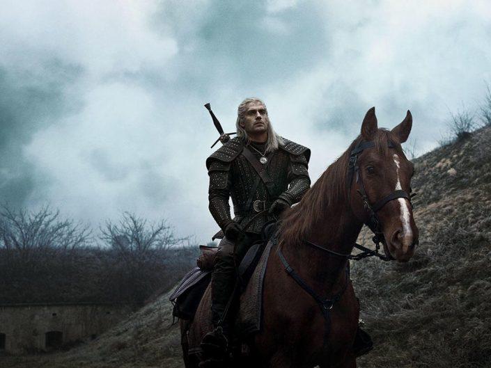 Witcher Netflix-Serie: Sieben Staffeln bereits ausgearbeitet