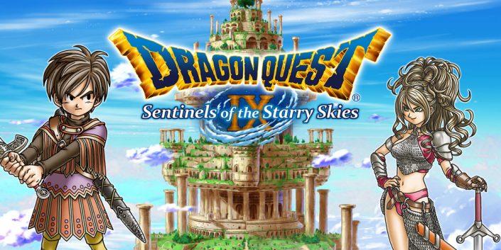 Dragon Quest IX: Square Enix dachte intern über ein Remake nach