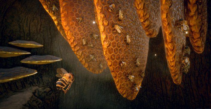 Bee Simulator: Der stimmige Trailer zum morgigen Launch des etwas anderen Abenteuers
