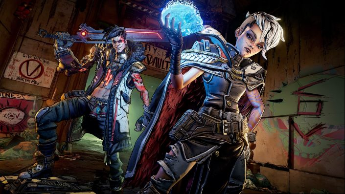 Borderlands 3: Wann fällt das Review-Embargo?