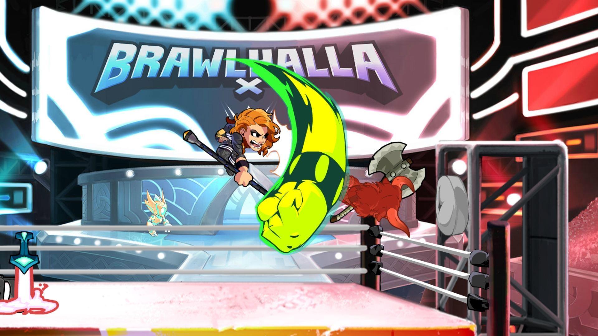 Brawlhalla WWE Event – BECKY_LYNCH_1