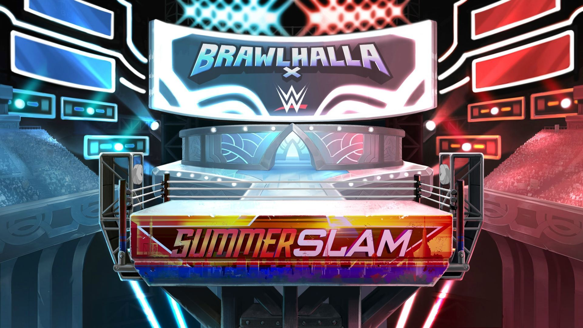 Brawlhalla WWE Event – BRAWLDOWN_GAME_MODE_MAP