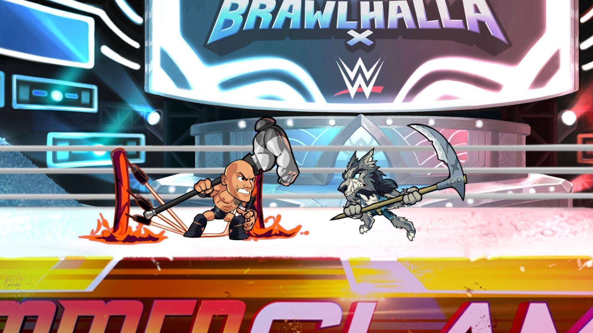 Brawlhalla WWE Event – THE_ROCK_2