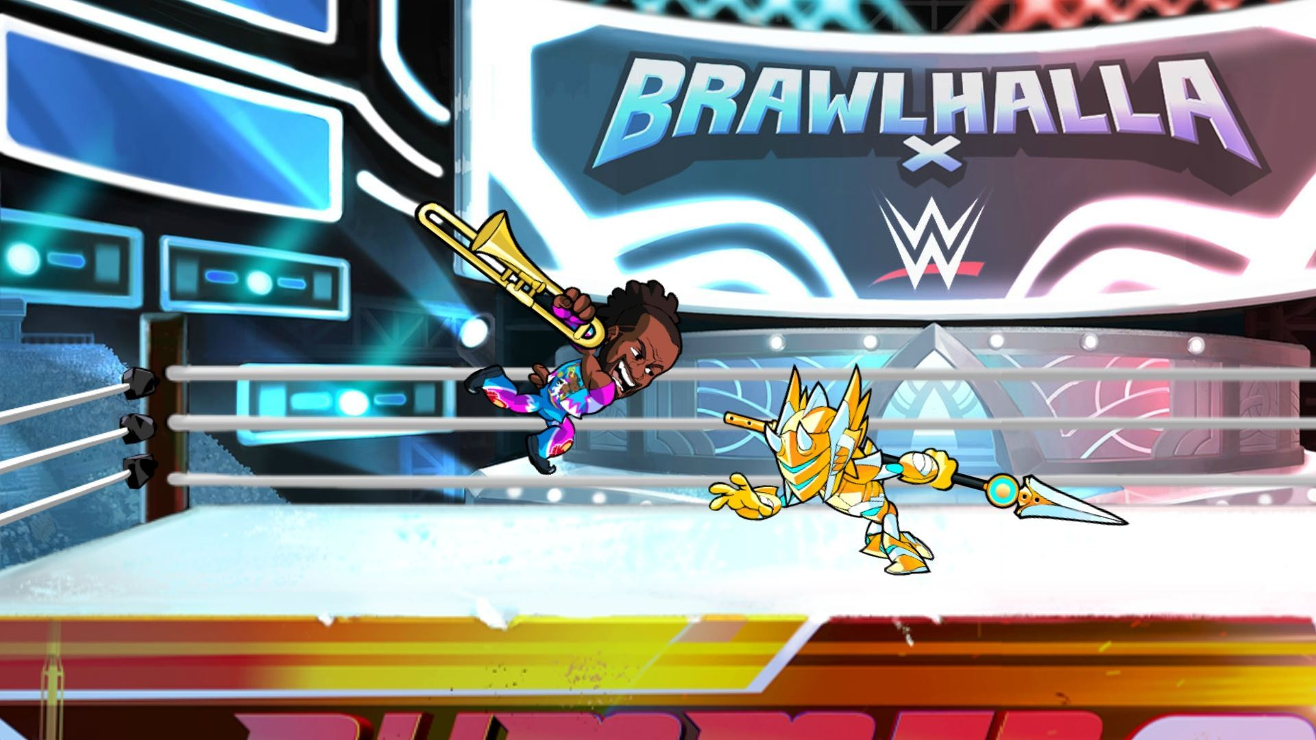 Brawlhalla WWE Event – XAVIER_WOODS_1