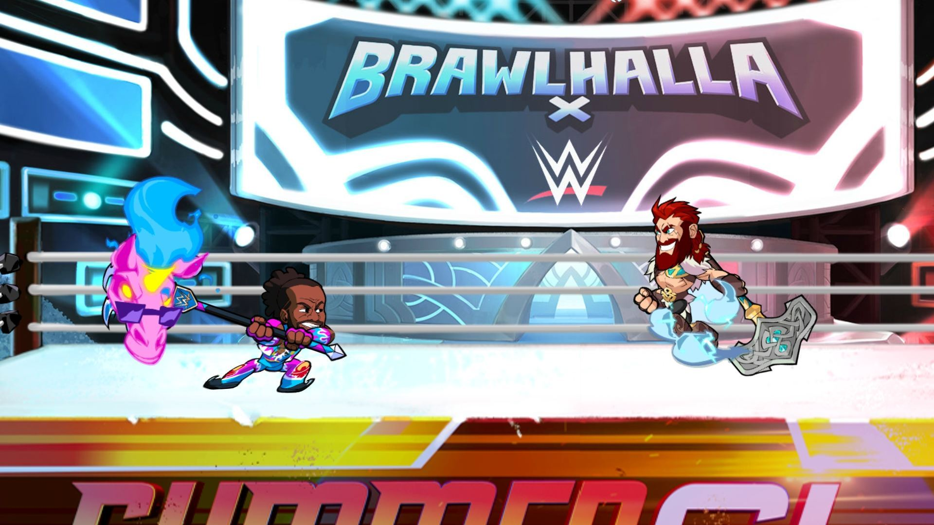 Brawlhalla WWE Event – XAVIER_WOODS_2
