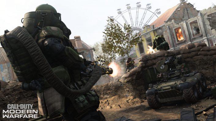 Call of Duty Modern Warfare: Hat anscheinend 30 Millionen Verkäufe erzielt