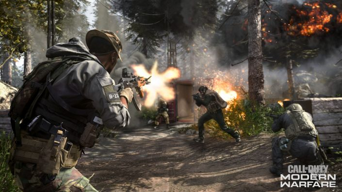 Call of Duty Modern Warfare: Battle Royale Modus namens Warzone soll bald starten – Gerücht