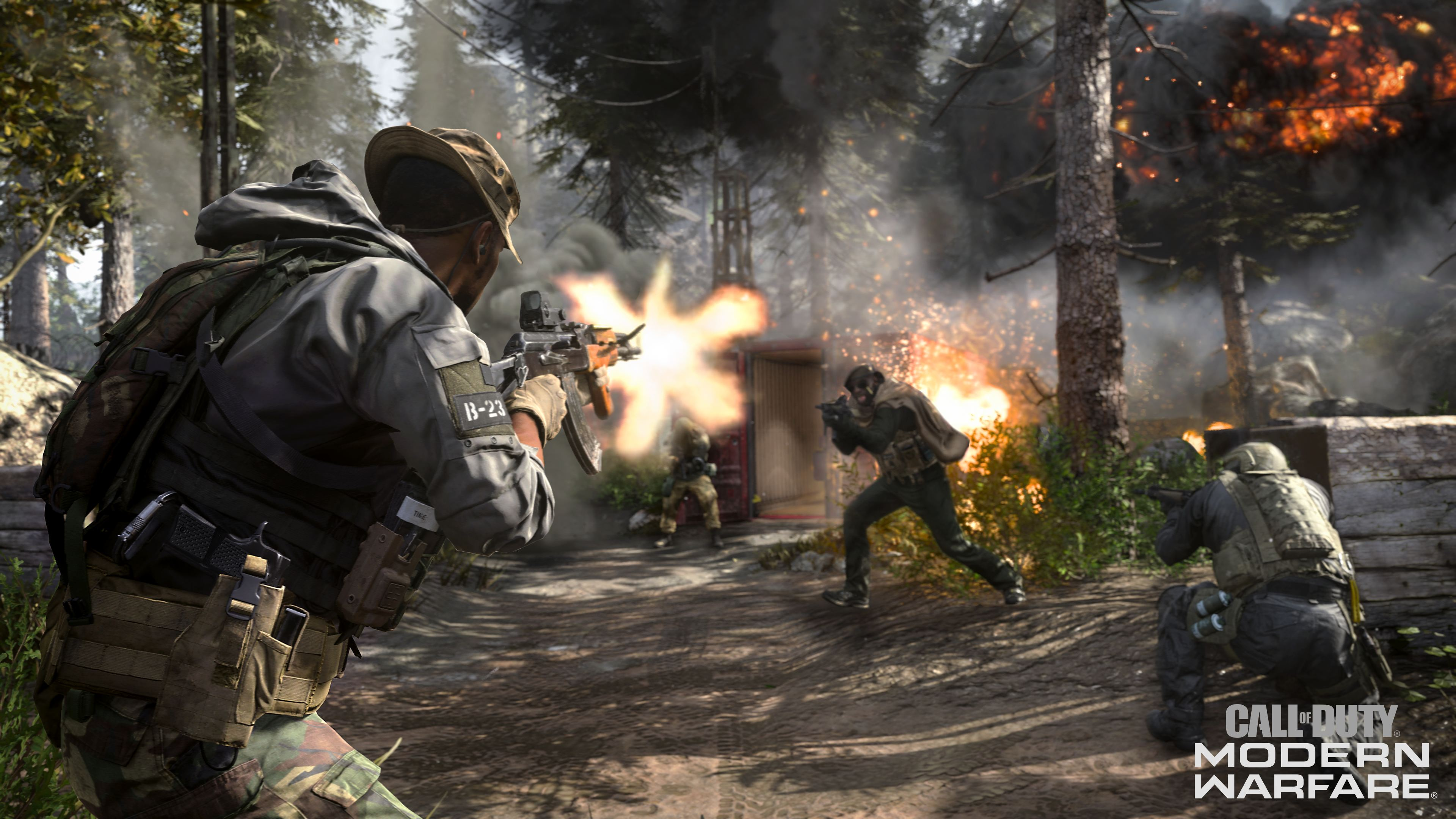 Call of Duty Modern Warfare Multiplayer (3)
