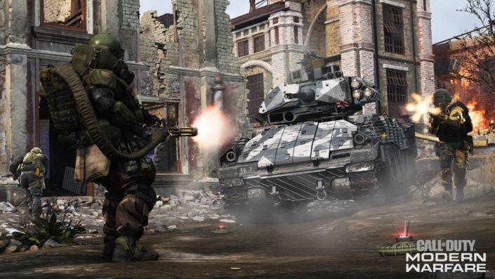 UK-Charts: Modern Warfare auf dem ersten Platz und Dragon Ball Z Kakarot rutsch ab