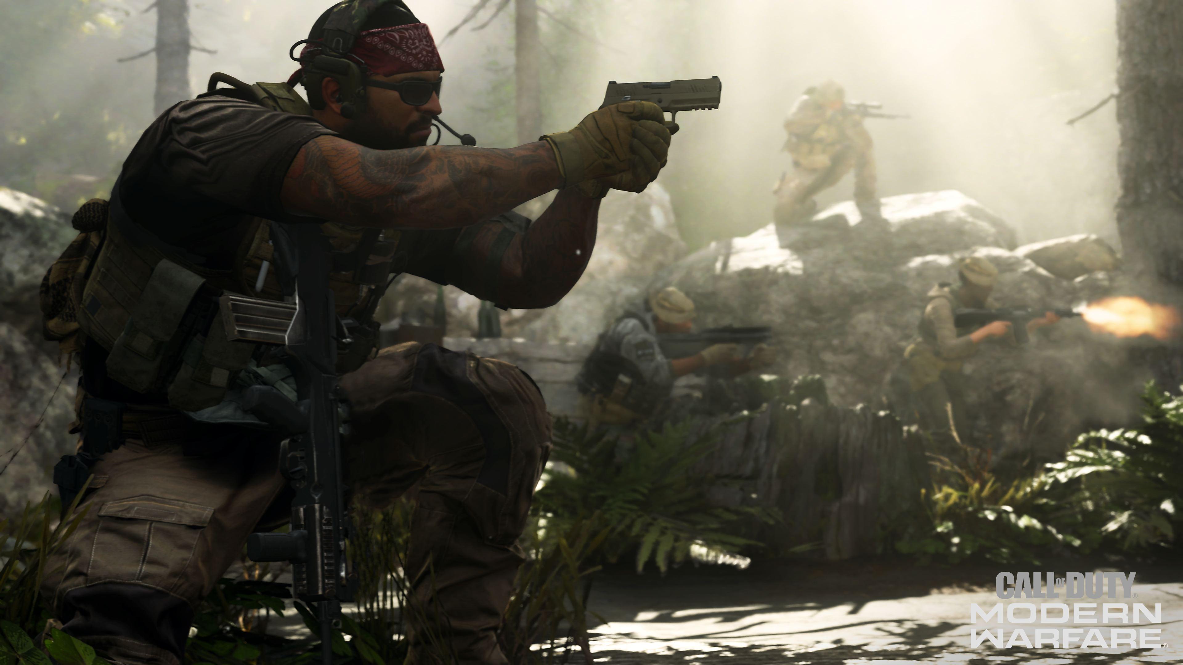 Call of Duty Modern Warfare Multiplayer (6)