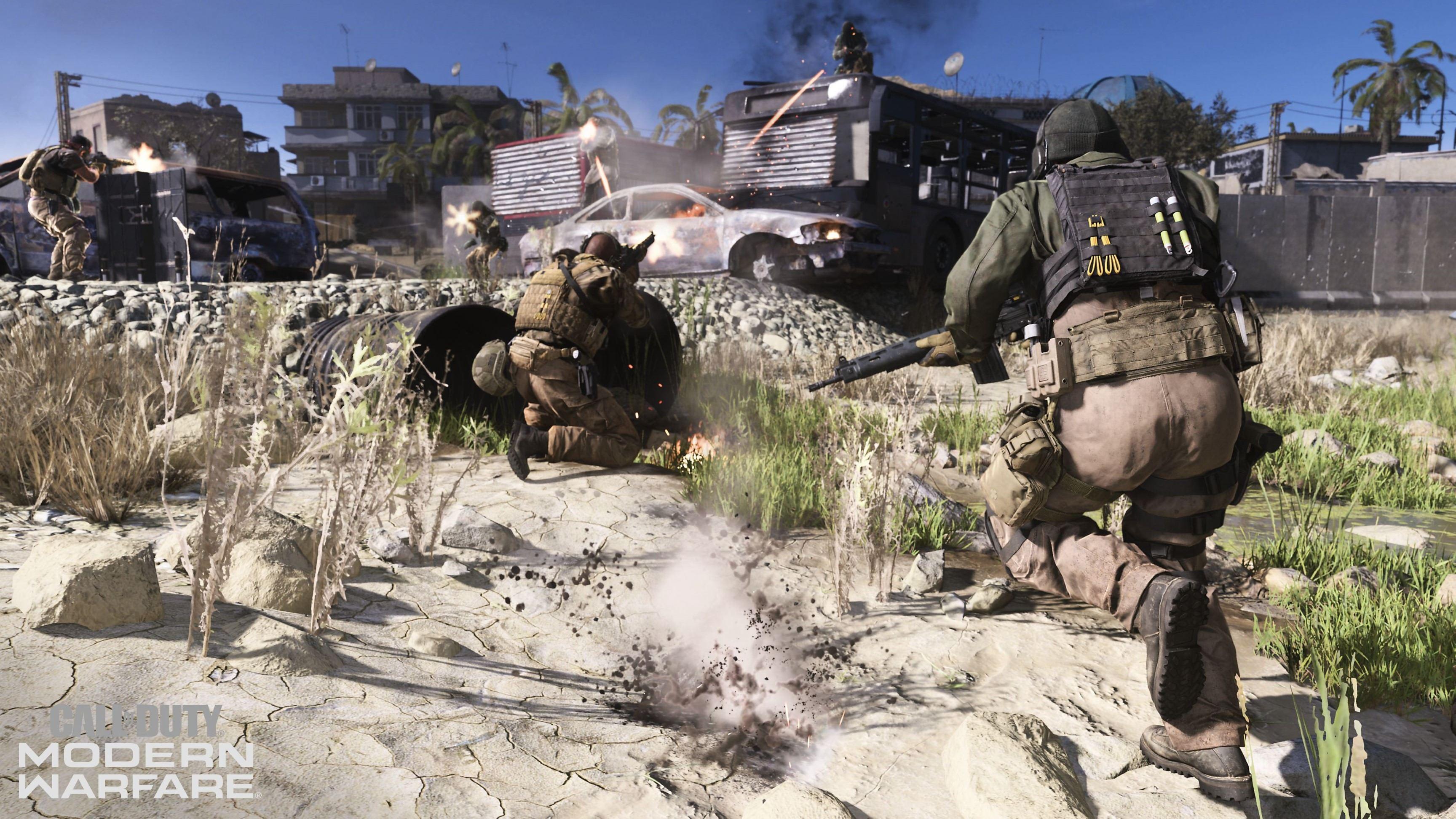 Call of Duty Modern Warfare Multiplayer (8)
