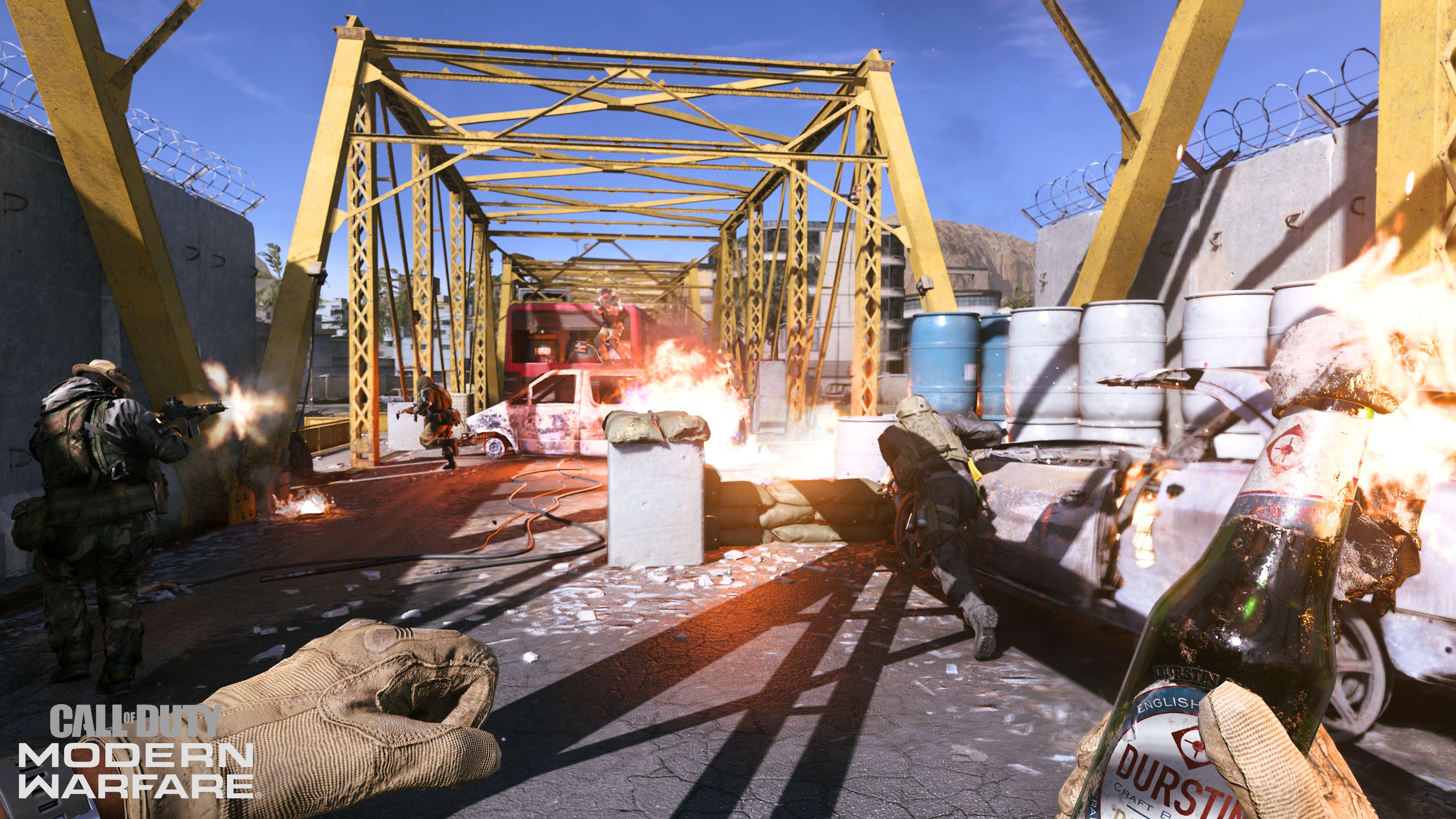 Call of Duty Modern Warfare Multiplayer (9)