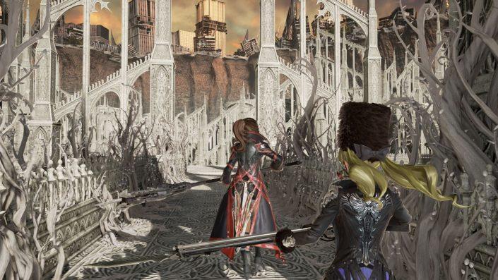 Code Vein: Action-RPG für PS4 veröffentlicht – Neuer Trailer zum Launch