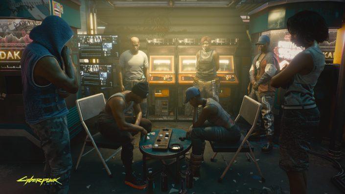 Cyberpunk 2077: Rollenspiel befindet sich in finaler Entwicklungsphase