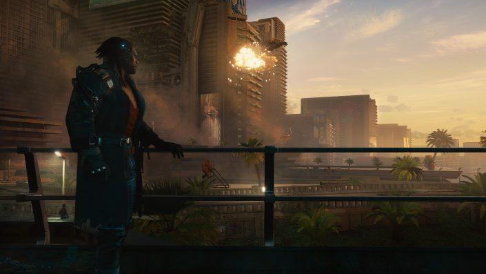 Cyberpunk 2077: Hauptstory fällt kürzer aus als bei The Witcher 3