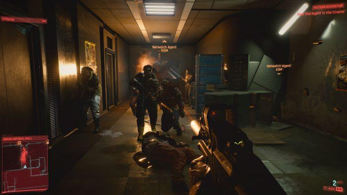 Cyberpunk 2077: Gameplay-Video liefert frische Eindrücke aus dem Rollenspiel