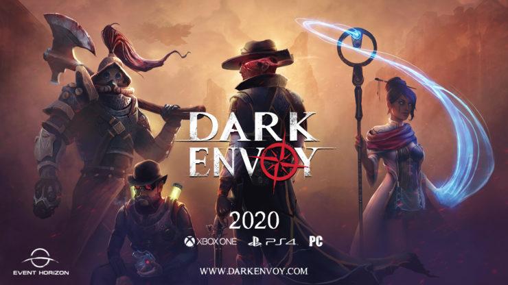 Dark Envoy: Neues Rollenspiel der Tower of Time-Macher mit einem ersten Trailer enthüllt