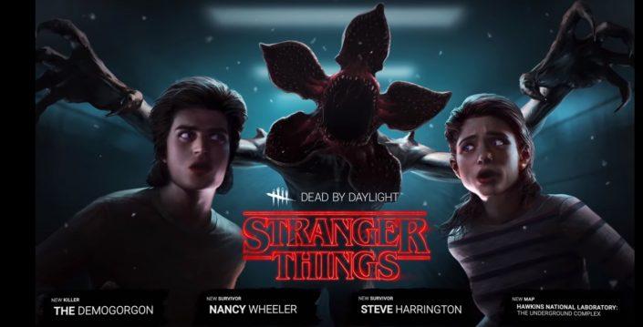 Dead by Daylight: Stranger Things-Kapitel hat einen Termin