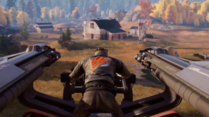 """Disintegration: Enthüllungs-Trailer und Gameplay zum neuen Sci-Fi-Shooter des früheren """"Halo""""-Machers"""