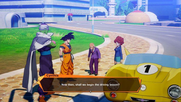 Dragon Ball Z Kakarot: Der TGS-Trailer in längerer Version mit neuen Szenen – Neues Gameplay mit Vegeta und Screenshots