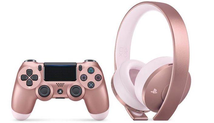 PlayStation 4: DualShock 4-Controller kehrt in ausgewählten Farben zurück