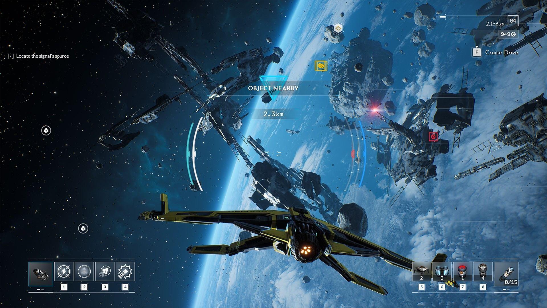 Everspace 2: 4K auf PS4 Pro und Xbox One X angestrebt