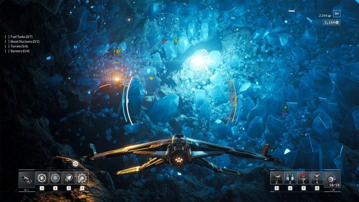 Everspace 2: Trailer liefert frische Eindrücke aus dem Space-Shooter