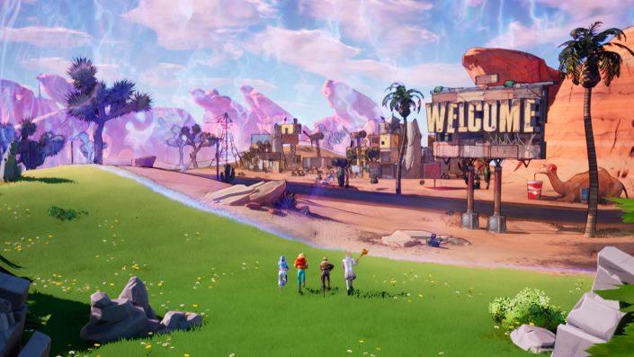 Fortnite: Shooter in ein schwarzes Loch gezogen – Epic Games bereitet offenbar einen Neustart vor