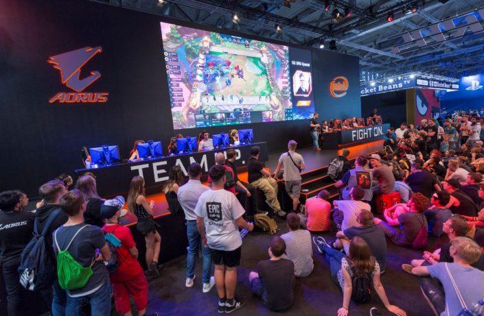 Gamescom 2020: Der diesjährige Ableger findet in einer digitalen Fassung statt