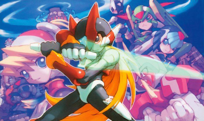 Mega Man Zero/ZX Legacy Collection: Weitere Spielesammlung mit einem ersten Trailer & Details angekündigt