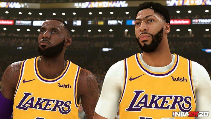 UK-Charts: NBA 2K20 übernimmt die Führung